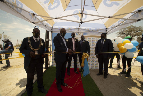 Inauguration of the Rural Electrification and OPE 20th Anniversary Celebrations